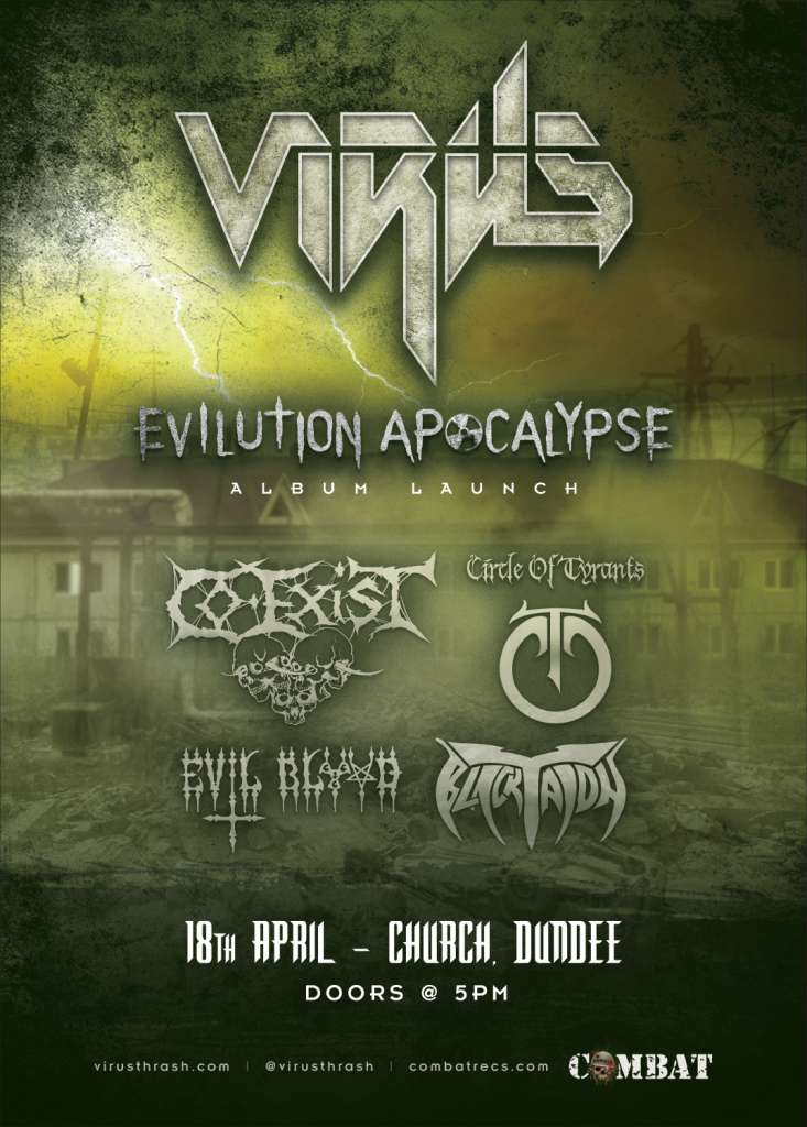 Virus @ Church | 2020-04-18