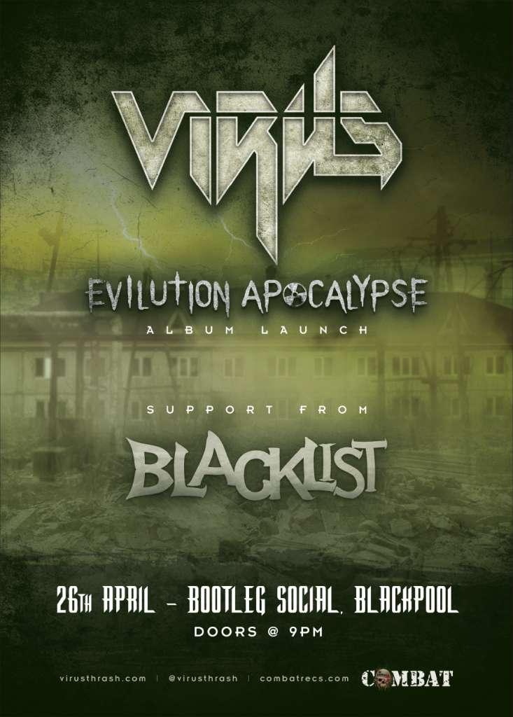 Virus @ Bootleg Social | 2020-04-26