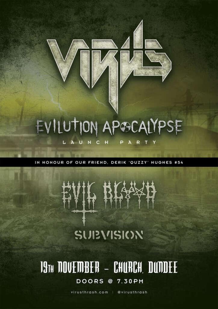 Virus @ Church   2021-11-19